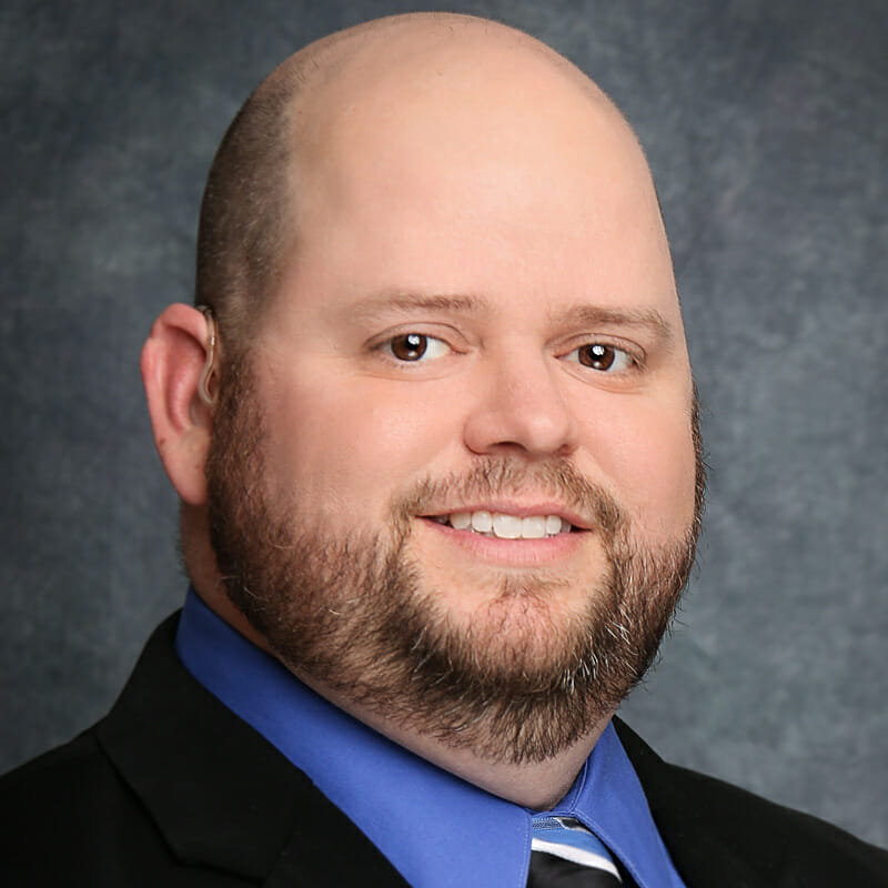 Tyler Dove, Information Technology Manager