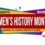 Women History Month logo