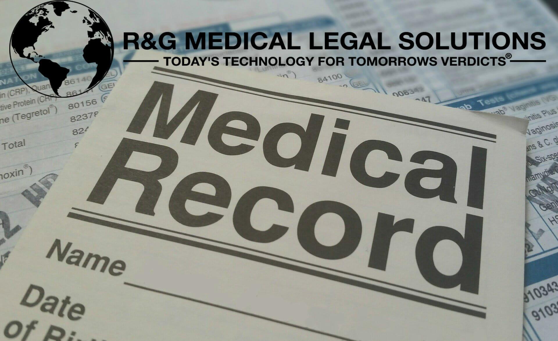 RNG Medical Records