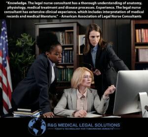 Legal Nurse Consultant -AALNC